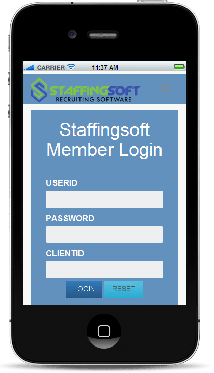 Staffing Software
