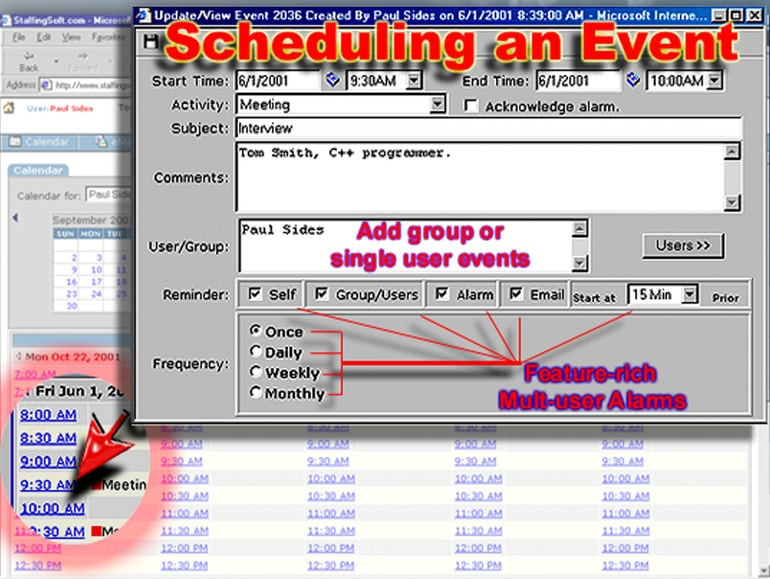 Event Scheduler