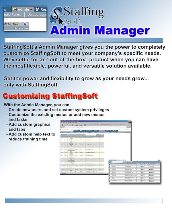 Admin Manager