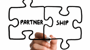 Partnership with A Recruitment Firm