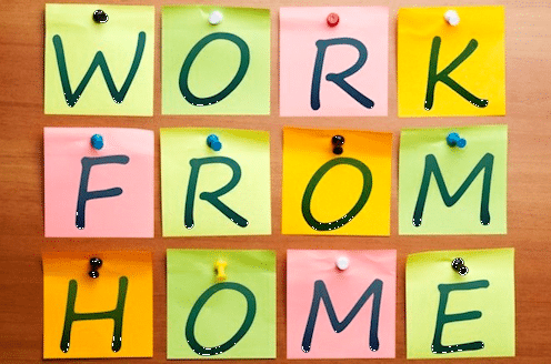How to Make Working from Home Fun