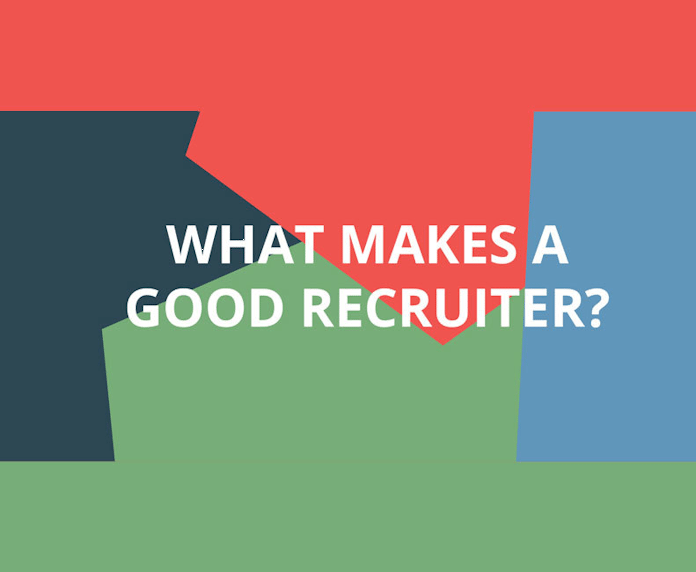 Signs You're Working with a Good Recruiter