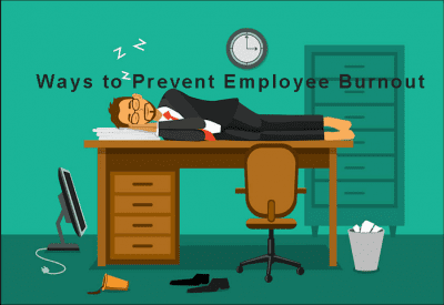 Ways to Prevent Employee Burnout