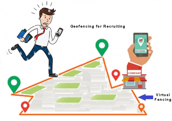 Geofencing for Recruiting